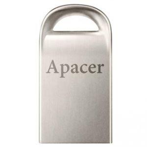 APACER USB Flash Drive, 2.0, 64GB, AH115, stříbrný, AP64GAH115S-1