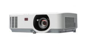 NEC 3LCD prj. P554U- 5300lm,WUXGA,HDB-T,LAN,USB