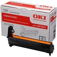 OKI Obraz. válec pro černý toner do C5850/C5950/MC560 (20k)