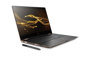 HP Spectre 15 x360-ch001nc/Intel i7-8705G/16GB/512GB SSD/15,6 UHD Touch+IR CAM/Radeon RX V