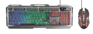 TRUST 845 Tural Gaming Combo - set