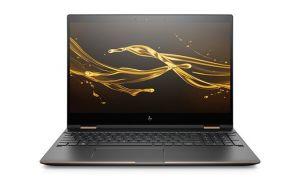HP Spectre 15 x360-ch004nc/Intel i7-8550U/16GB/512GB SSD/15,6 UHD Touch+IR CAM/Nvidia GF M