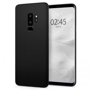SPIGEN Air Skin black - SAMSUNG Galaxy S9+