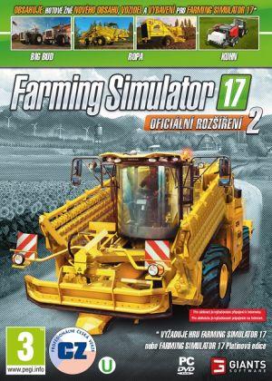 Farming Simulator 17 - Oficiální rozšíření 2