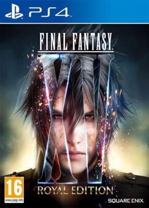 PS4 - Final Fantasy XV: Royal Edition
