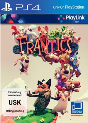 PS4 - Frantics - 7.3.
