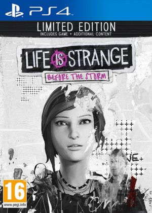 PS4 - Life is Strange: Before the Storm Limited Edition