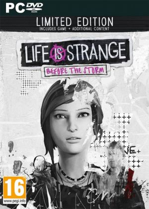 PC - LIFE IS STRANGE BEFORE THE STORM LIMITED EDITION