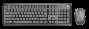 set TRUST Nova Wireless Keyboard and Mouse
