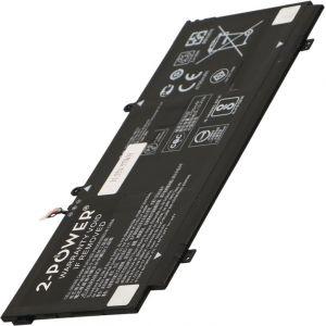 2-POWER Baterie 11,55V 5020mAh pro HP Spectre X360 13-ac00x, 13-ac02x, 13-ac04x, 13-ac06x,
