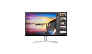 """32"""" LG LCD 32UK950 - QHD, IPS, HDMI, DP, repro"""