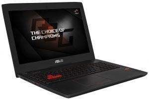 """POŠKOZENÝ OBAL - ASUS GL502VM-FY386T/Gaming/15,6""""/FullHD TN /i7-7700HQ/8GB+8GB/1TB /GTX106"""