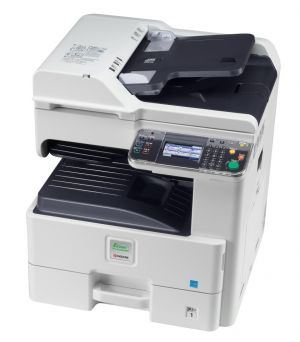 KYOCERA FS-6530MFP A4/A3 MFP, čb, 30/15ppm, 600x600 dpi, 1GB, duplex, ADF, LAN, HyPAS, st