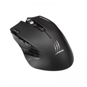 HAMA uRage Unleashed gamingová myš/ bezdrátová/ optická/ podsvícená/ 4000 dpi/ 7 tlačítek/
