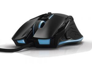 HAMA uRage gamingová myš Reaper Revolution/ drátová/ optická/ podsvícená/ 8200dpi/ 13 tlač