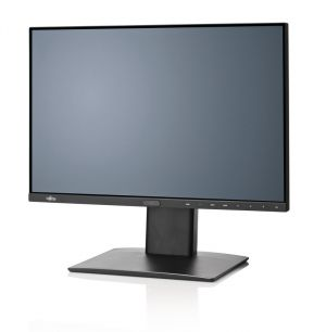 FUJITSU 24´´ P24-8 WS Neo LED IPS 1920x1200/20M:1/5ms/300cd/DVI/DP/HDMI/4xUSB/repro/black