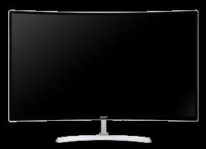 "ACER LCD LCD EB321QURWIDP - 31.5""(80cm), 100M:1, 250cd/m2, 1ms, DVI, HDMI, DP, white"