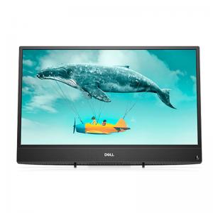 "DELL Inspiron 3477 AIO 24"" Touch FHD i5-7200U/8GB/1TB/MCR/HDMI/VESA/W10P/3RNBD/Černý"