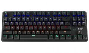 SPC Gear klávesnice GK530 Tournament / mechanická / Kailh Blue / RGB podsvícení / kompaktn