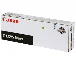 Toner CANON, black, CEXV5, 2 ks, 6836A002 - poškozený obal C (viz. popis)