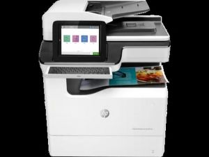 HP PageWide Enterprise Color Flow MFP 785f (A3, 55 ppm, USB 2.0, Ethernet, duplex, tray, P