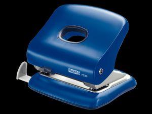 Stolní děrovačka Rapid FC30, 30 listů, modrá