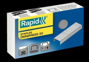 Drátky Rapid Omnipress 30, 1000 ks