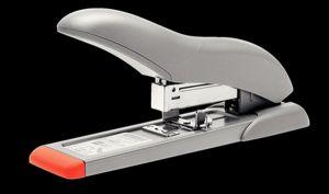 Velkokapacitní sešívačka Rapid Fashion HD70, 70 listů, stříbrná/oranžová