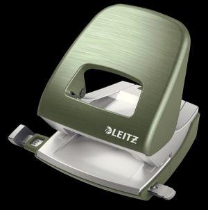 Stolní děrovačka Leitz NeXXt STYLE 5006, zelenkavá