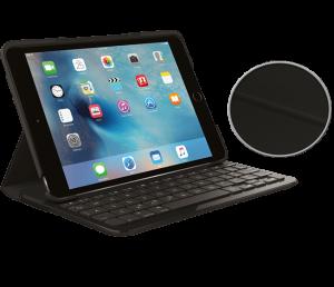 LOGITECH Focus Keyboard Case - SYNTHETIC BLACK