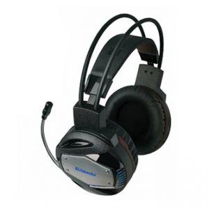 Defender, Warhead G-500, sluchátka s mikrofonem, ovládání hlasitosti, hnědo černé, herní s