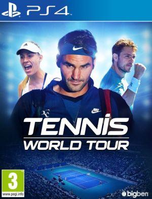 PS4 - Tennis World Tour