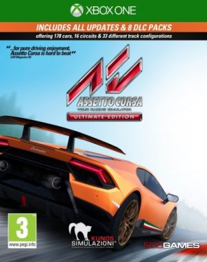 XBOX ONE - Assetto Corsa: Ultimate Edition