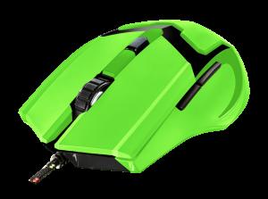 myš TRUST GXT 101-SB Spectra Gaming - green