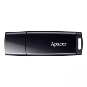 Apacer USB Flash Drive, 2.0, 16GB, AH336, černý, AP16GAH336B-1, s plastovou krytkou