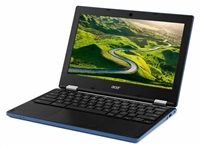 "ACER Chromebook 11 (CB311-8H-C70N) - Celeron N3450@1.1GHz,11.6""HD IPS,4GB,32 GB eMMC,HD gr"