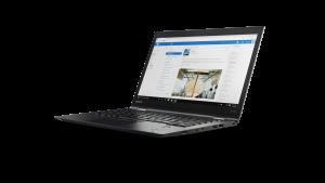 LENOVO Thinkpad X1 Yoga 3 14WQHD/i7-8250U/8G/256SSD/4G/W10P/černý