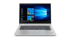 LENOVO TP X380 Yoga, 13.3 FullHD Glossy Touch Silver i5-8250U 8GB 512GB SSD Integrated Gra