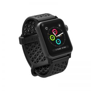 Catalyst Sport Band, black - Apple Watch 38mm