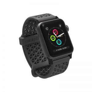 Catalyst Sport Band, gray - Apple Watch 38mm