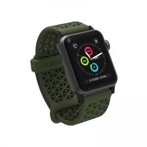 Catalyst Sport Band, green - Apple Watch 38mm