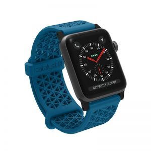 Catalyst Sport Band, blue - Apple Watch 42mm