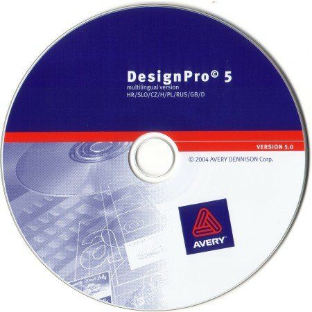 avery design pro 5.4 limited edition download