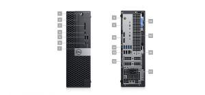 DELL OptiPlex SFF 5060/Core i5-8500/4GB/500GB/Intel UHD/Win 10 Pro 64bit/3Yr PS NBD