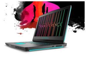 DELL Alienware 17 R5/i9-8950HK/32GB/512GB SSD+1TB/GTX 1070 8GB/UHD/Win 10