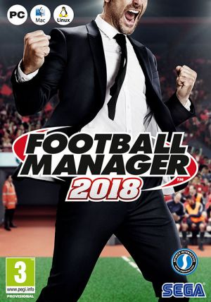 PC - Football Manager 2018 Limitovaná Edice