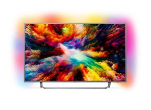 "Philips 43"" LED 43PUS7303,4K UHD, DVT-T2/C/S2,WiFi"