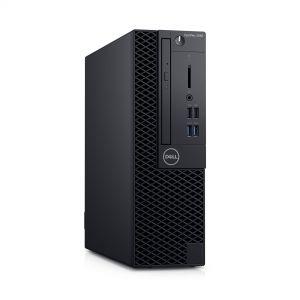 Dell PC Optiplex 3060 SF i3-8100/4GB/500GB/HDMI/DP/DVD/W10P/3RNBD