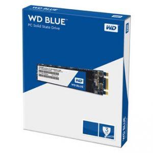 SSD Western Digital M.2 SATA III, 1000GB, WD Blue, WDS100T2B0B 530 MB/s,560 MB/s