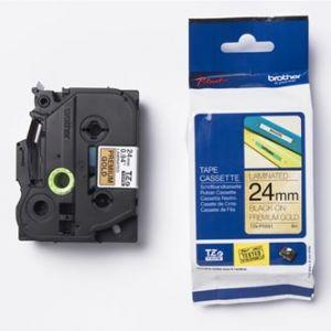 TZE-PR851 zlatá / černá (24mm)